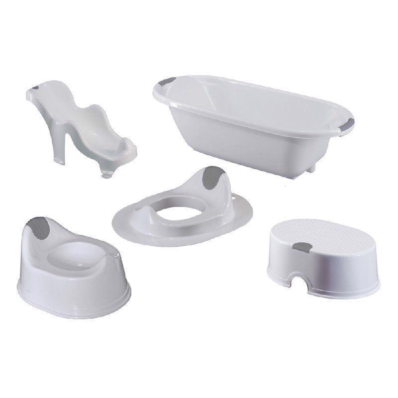 til badeværelset badekar, potter..