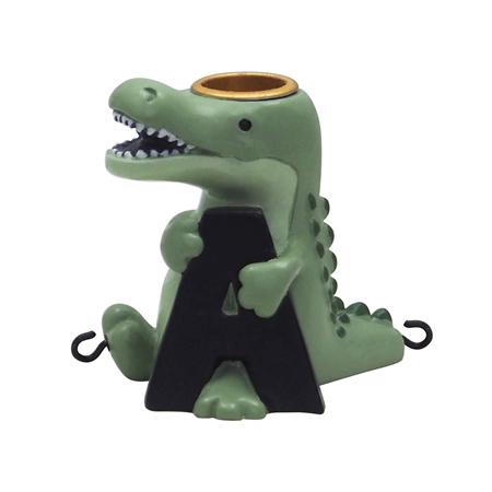 Image of A bogstav til navnetog - Alligator.