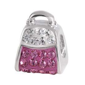 Image of   Håndtaske pink