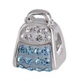 Image of   Håndtaske blå