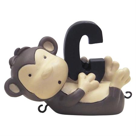 Image of   C bogstav til navnetog - Chimpanse