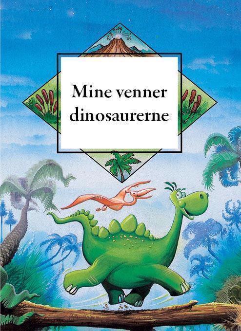 Billede af Min Egen Bog. Dinosaurs