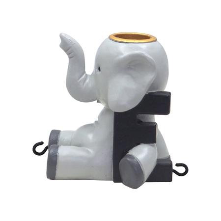 Image of   E bogstav til navnetog - Elefant