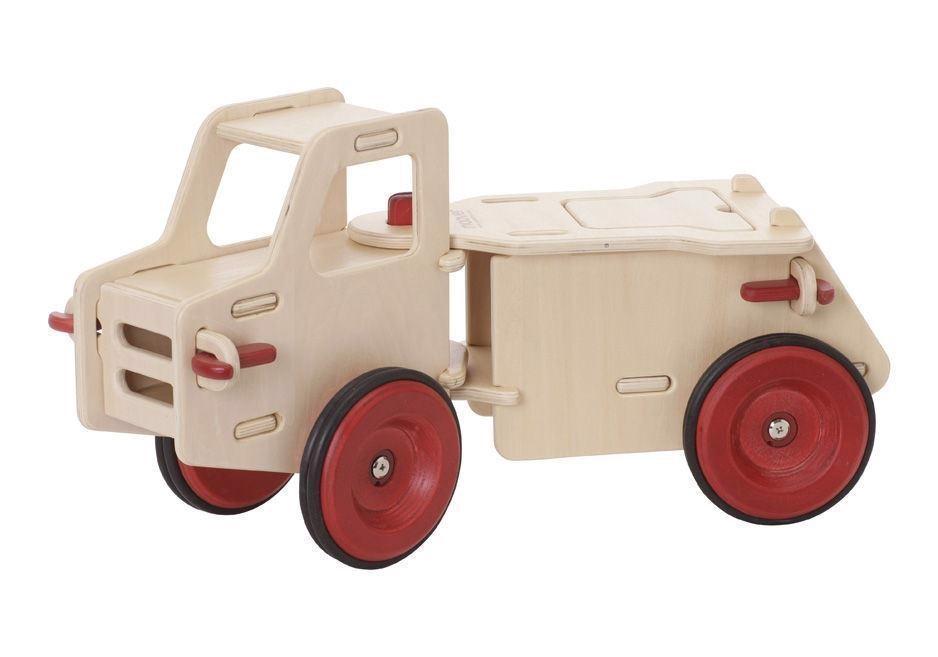 Image of   Moover trælastbil - Natur