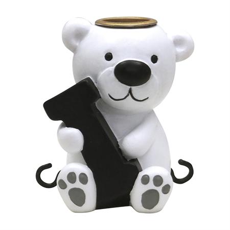 Image of   I bogstav til navnetog - Isbjørn