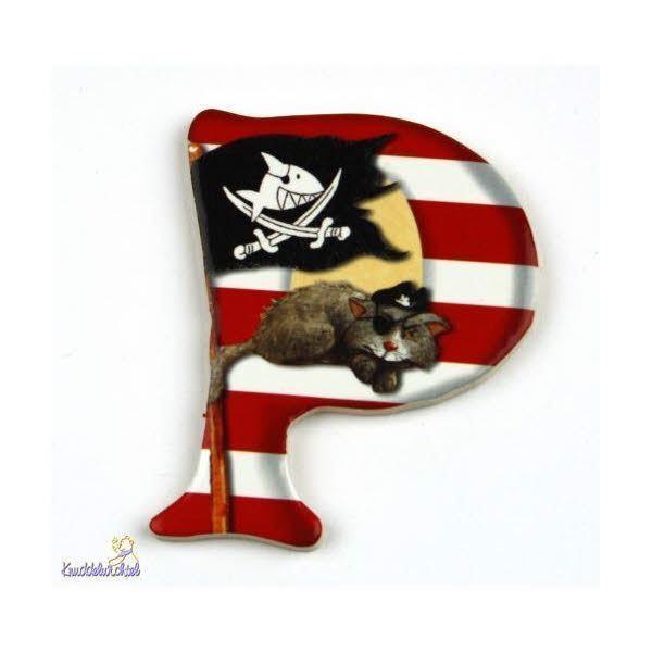 Kaptajn Sharky Bogstaver