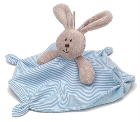 Lolli Bunnies - Nusseklud i blå