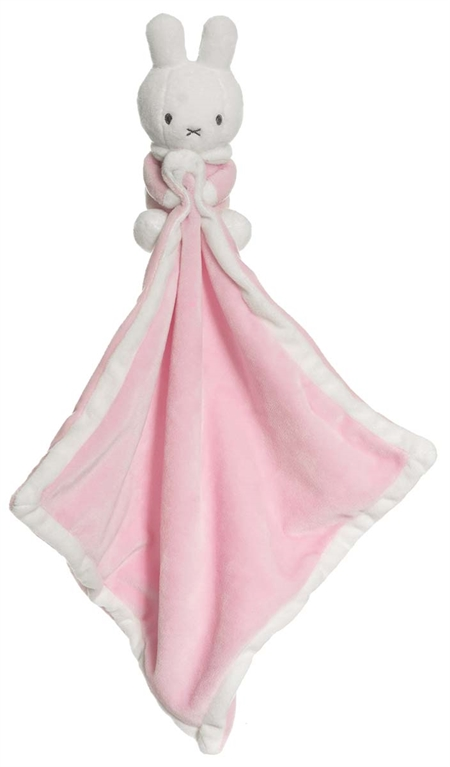 Image of   Miffy nusseklud - rosa m/u navn