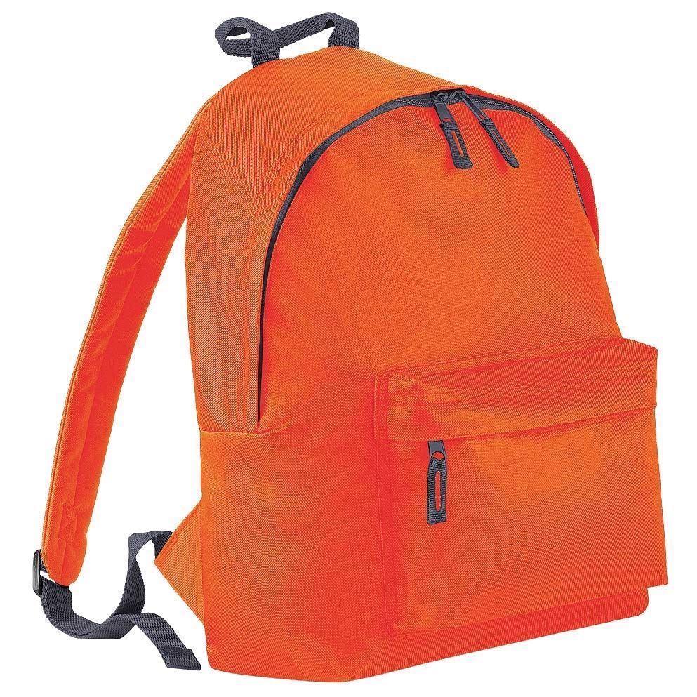 Image of Rygsæk med navn- Orange (7867867567575675726-orange)