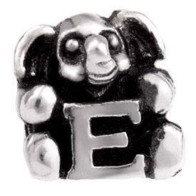 Image of   Alfabet sølv: E