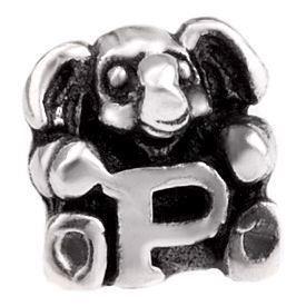 Image of   Alfabet sølv: P