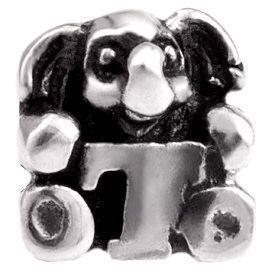 Image of   Alfabet sølv: T