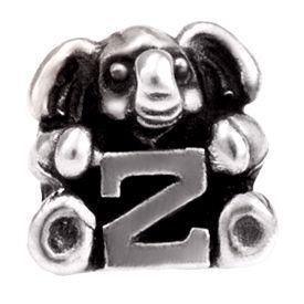 Image of   Alfabet sølv: Z
