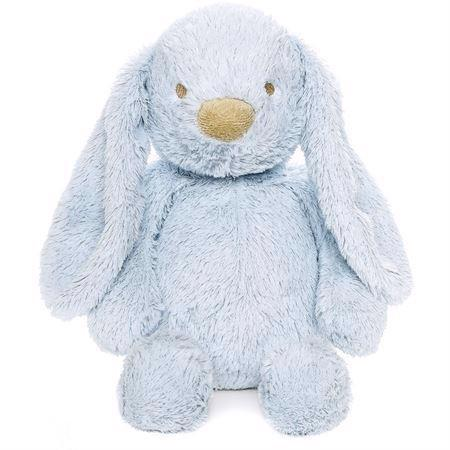 Image of Lolli kanin, blå 37CM (7331626024020-Uden Brodering-Brodering 1 Linje)