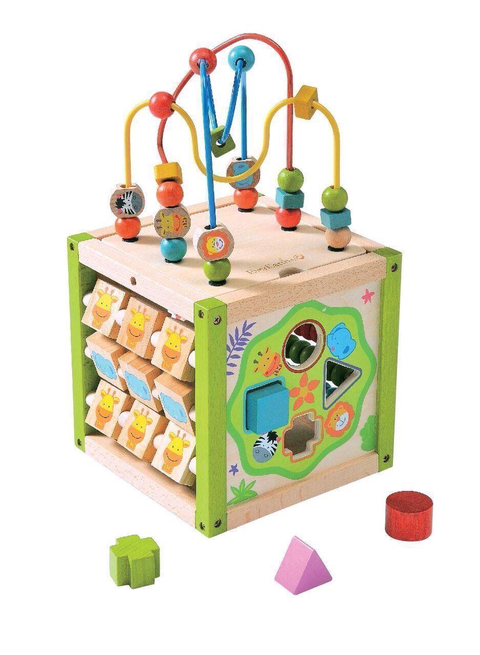 Image of   Aktivitet legetøj. Cube