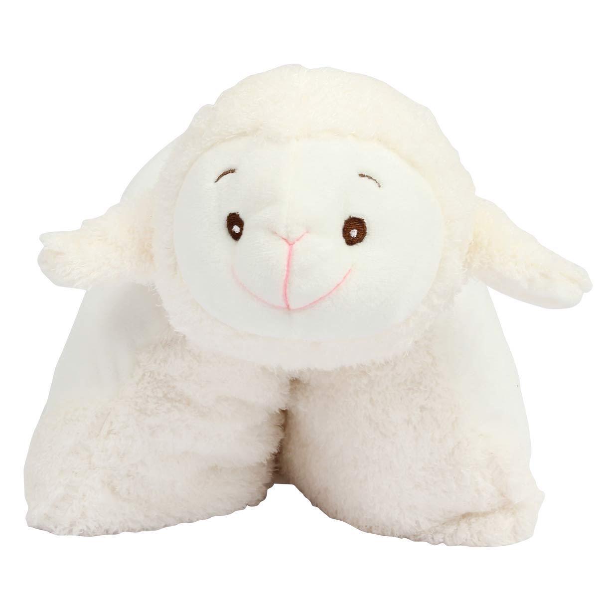Bamse lam og pude