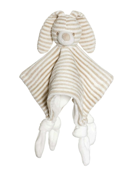 Cotton Cuties nusseklud - Beige m/u navn