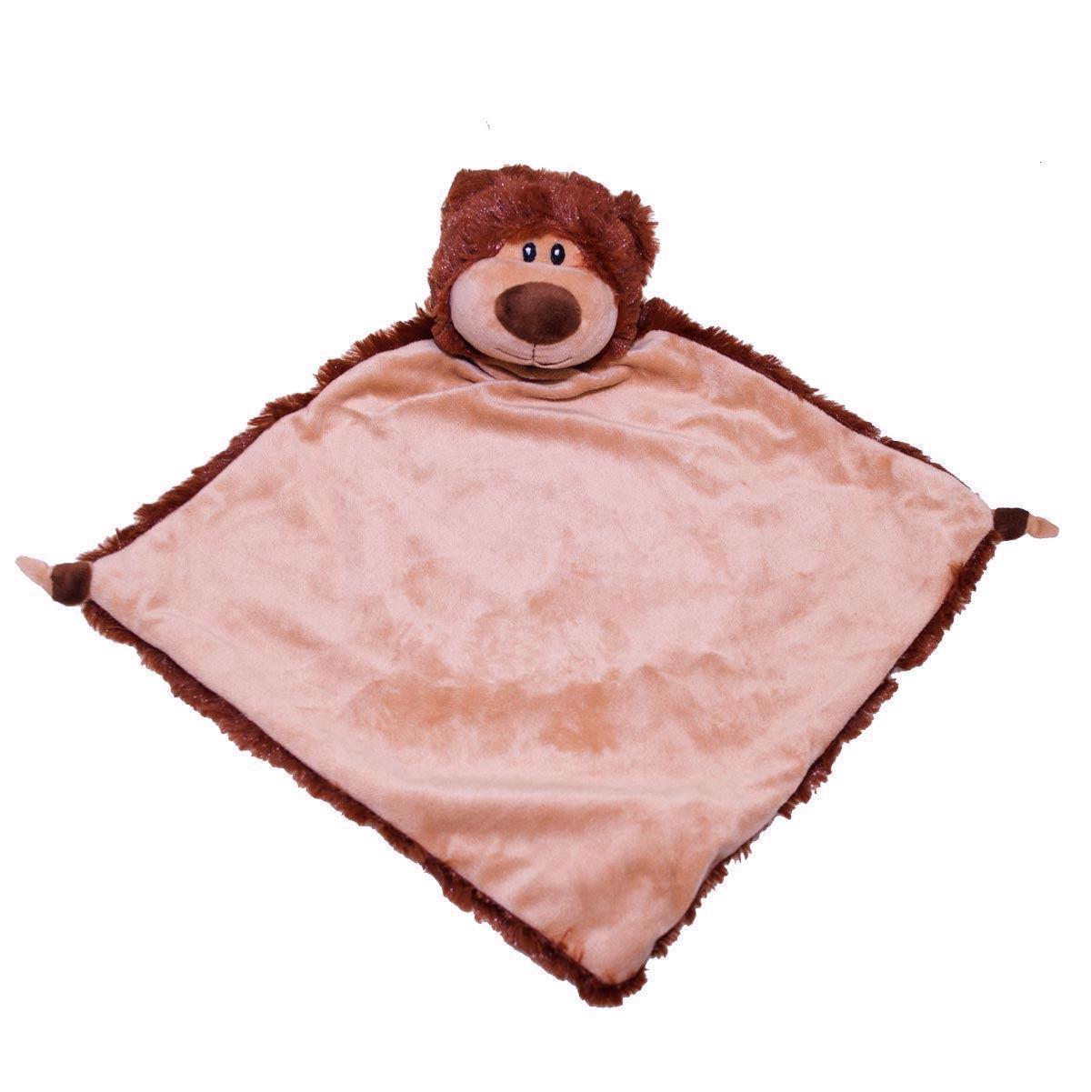 Image of   Nusseklud med navn - Bjørn fra Baby Cubbies