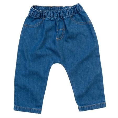 Image of Jeans- økologisk 12/18 mdr. (BZ05udennav-jeans-12-18 - Copy-Uden Brodering)