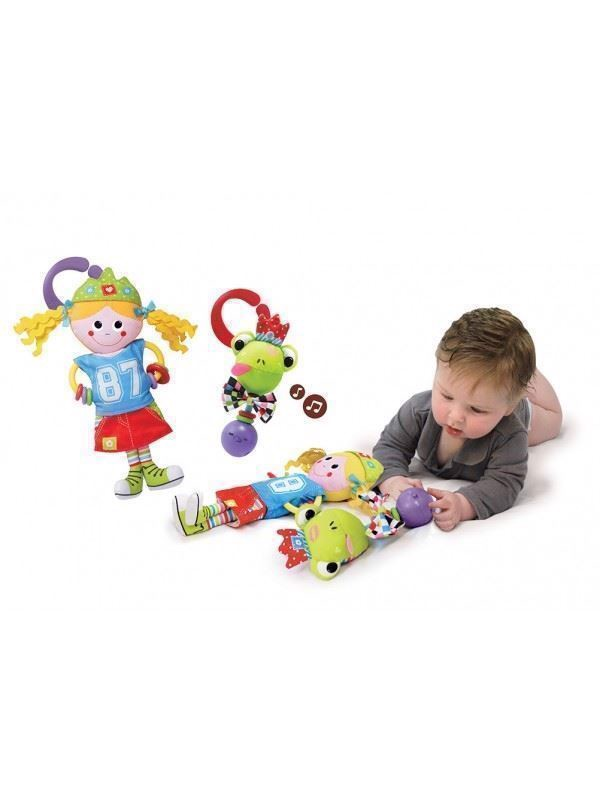PRINCESS LEGESÆT