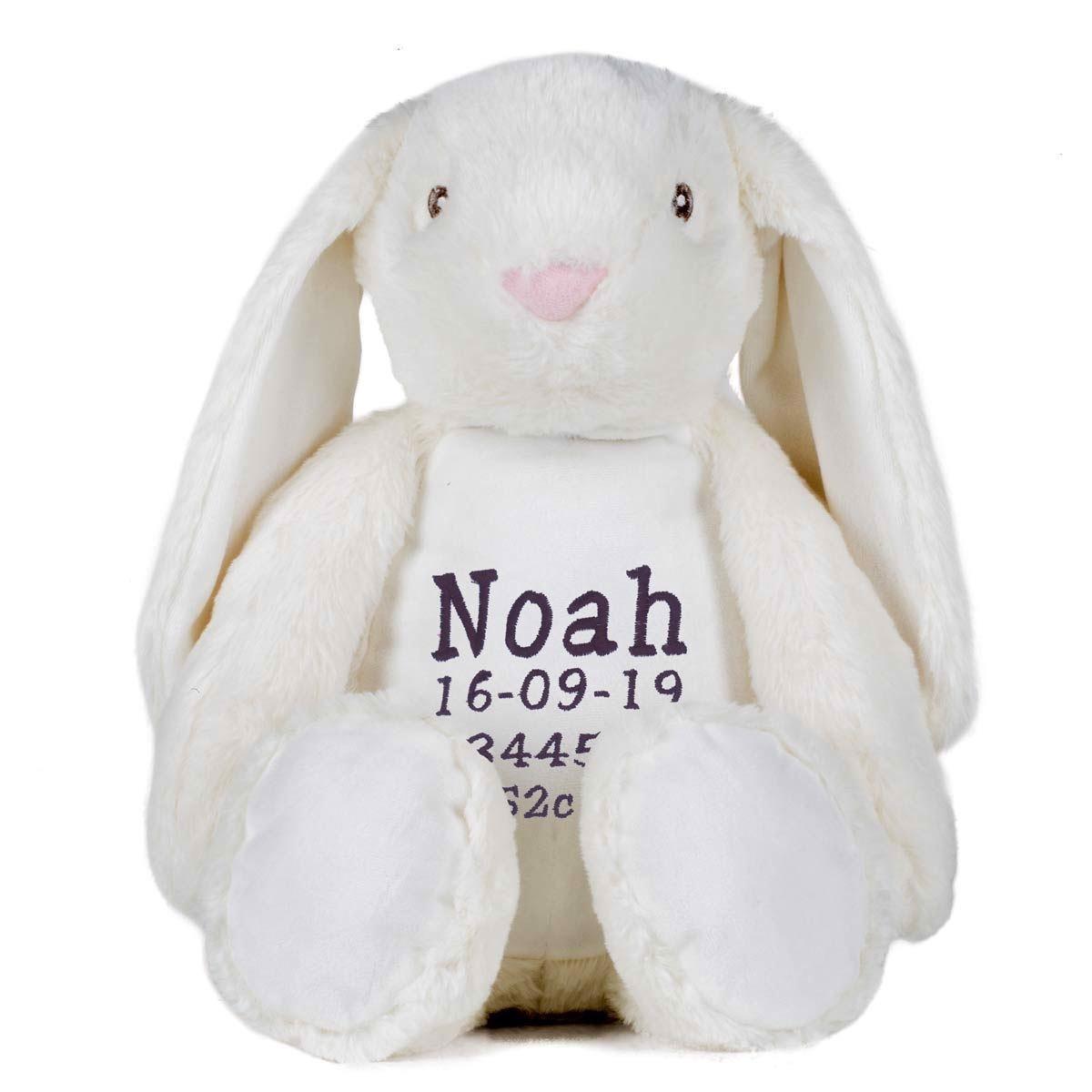 Kanin med navn - stor