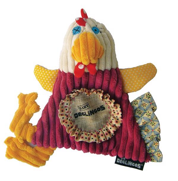 Image of   Kludos hønen Chikos fra Deglingos