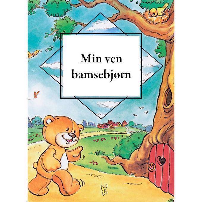 Min Egen Bog. Bamse