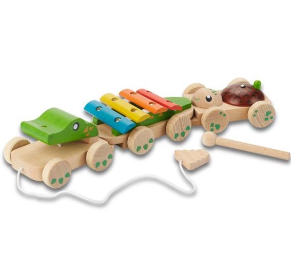 Image of   Musikinstrument krokodille
