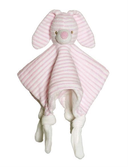 Image of   Cotton Cuties nusseklud - Rosa m/u navn
