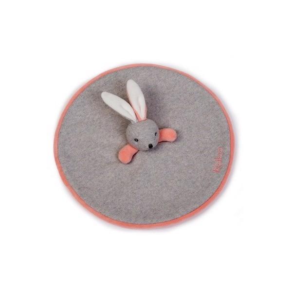Billede af Sutteklud Kanin - rund i skøn gaveæske