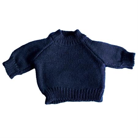 Image of Navne trøje. marineblå (MM083NAVY)